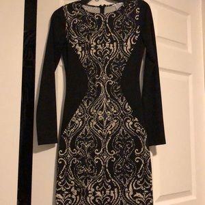 Bar lll dress